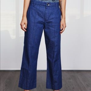 Marc Jacobs cropped jean